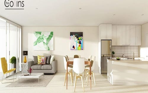 2/2-10 'The Collins' Tyler Street, Campbelltown NSW 2560