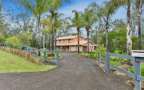250 Calfs Farm Road, Mount Hunter NSW 2570