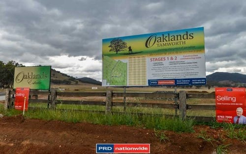 Lot 11 Oaklands, Tamworth NSW 2340