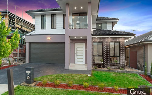 3 Blackheath Street, The Ponds NSW 2769