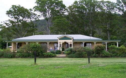 1233 Collins Creek Road Rd, Kyogle NSW 2474