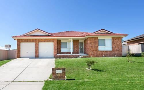 48 Yarrawah Crescent, Bourkelands NSW 2650