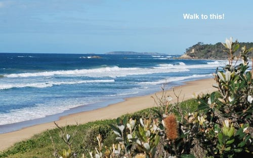 Lot 3a Beach Way, Sapphire Beach NSW 2450