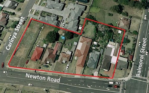 49-61 Newton Road, Blacktown NSW 2148