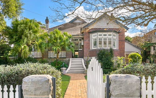 5 Westbourne Road, Lindfield NSW