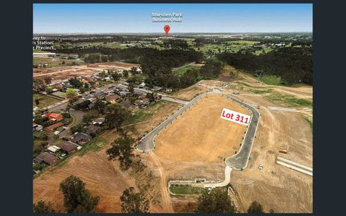 Lot 311 /311 pomeroy st, Schofields NSW 2762