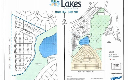 Lot 119 Eyre Cres, Burrill Lake NSW 2539