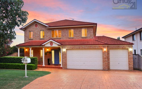 10 Mardi Court, Kellyville NSW 2155