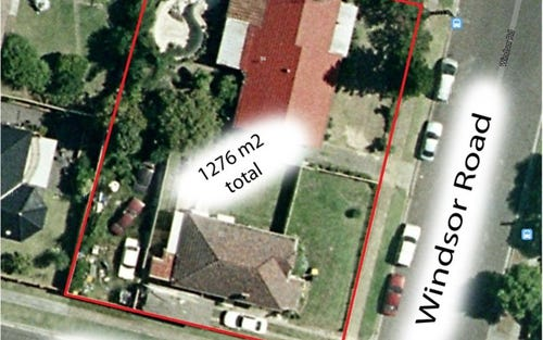 52 & 54 Windsor Road, Merrylands NSW 2160