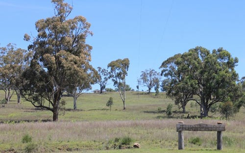 Lot 3 Tunbridge Road, Merriwa NSW 2329