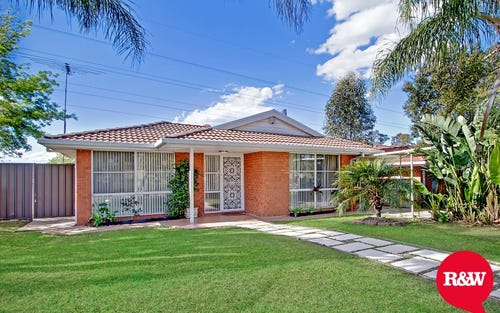 3 Carrara Place, Plumpton NSW 2761
