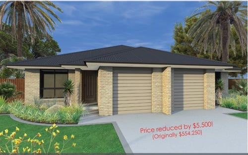 Lot 27 Warragrah Place, Parkes NSW 2870