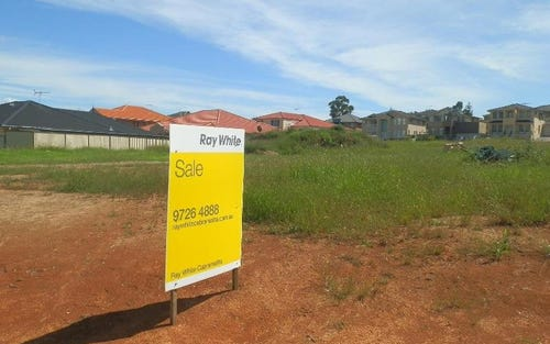 Lot 301 San Cristobal Drive, Green Valley NSW 2168