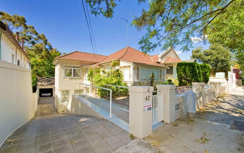 2/42 Manning Road, Double Bay NSW 2028