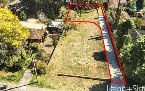 Lot 2, 25 Nicholson Avenue, Thornleigh NSW 2120