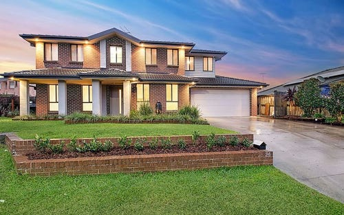 24 Glide Place, Kellyville Ridge NSW 2155