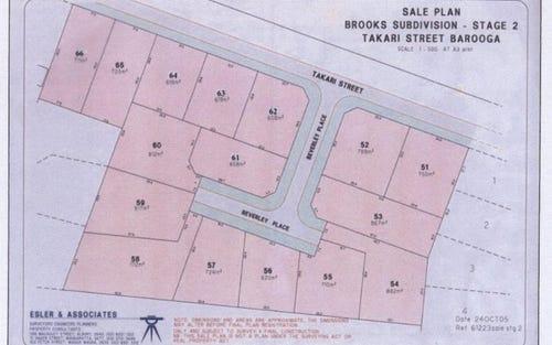 00 Beverley Place, Paradise Rise Estate, Barooga NSW 3644