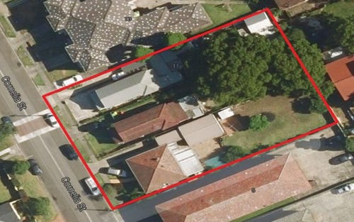 7 ,9 & 11 Cornelia Street, Wiley Park NSW 2195