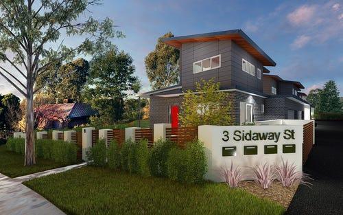 1-4/3 Sidaway Street, Chapman ACT 2611
