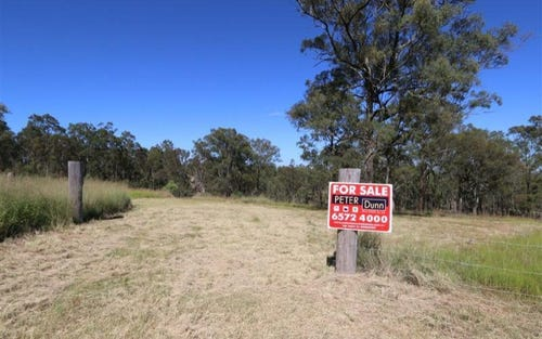 Sunnyside Lane, Singleton NSW 2330