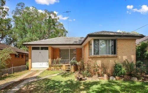 13 Carlisle Street, Ingleburn NSW 2565