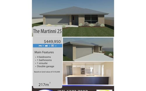 lot 12 winter st, Mudgee NSW 2850