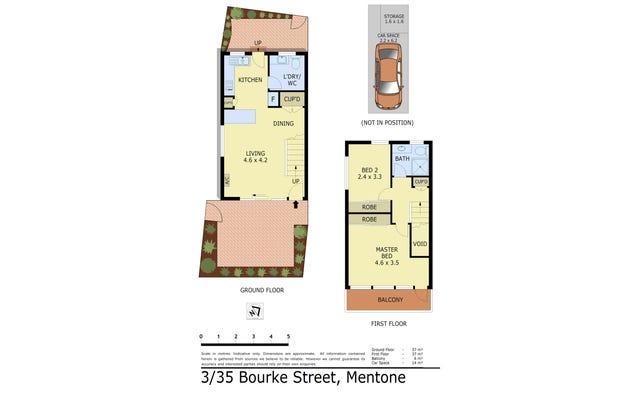 3/35 Bourke Street