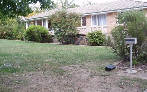 10 Investigator Street, Red Hill ACT