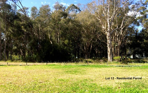 Lot 12 Habitat Drive, Moonee Beach NSW 2450