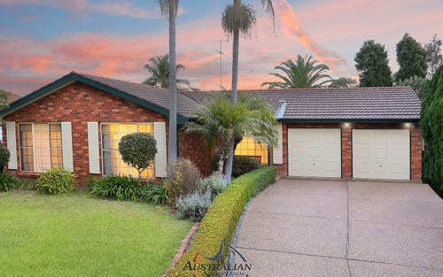 13 Medwin Place, Quakers Hill NSW 2763