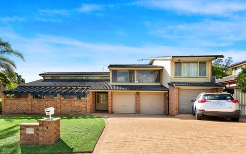 3 Coling Pl, Quakers Hill NSW 2763