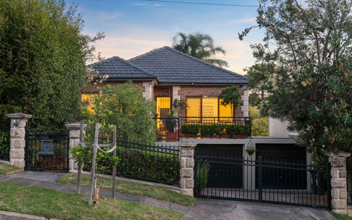 16 Alfred St, Marrickville NSW 2204