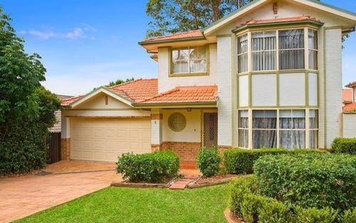 1/4-8 Kerrs Road, Castle Hill NSW