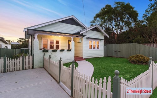 2 Thornleigh st, Thornleigh NSW
