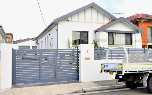 6 Grove Street, Earlwood NSW