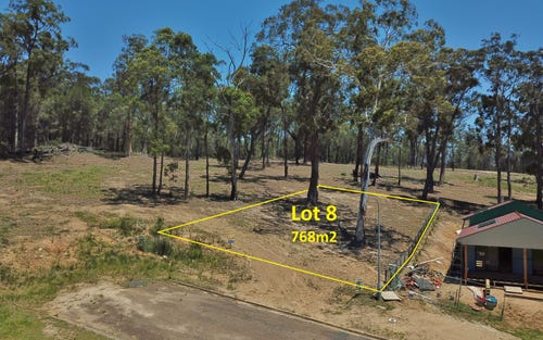 Lot 8 Sea Horse Drive St, Boydtown NSW 2551