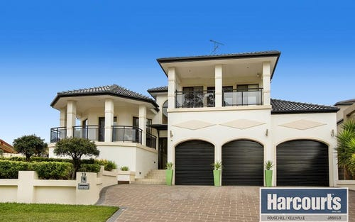 19 Bentley Avenue, Kellyville NSW