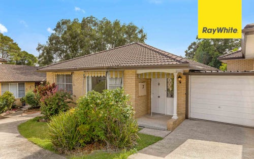 3/6 Lovell Rd, Eastwood NSW 2122