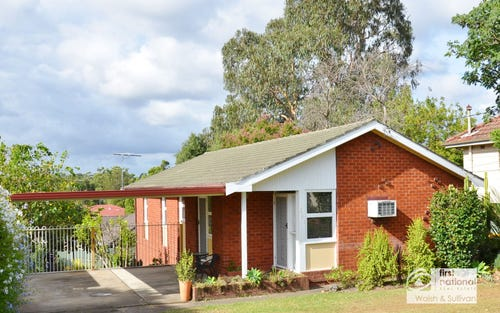 281 WINDSOR ROAD, Baulkham Hills NSW