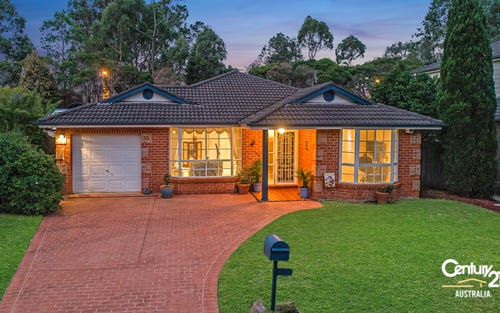33 Brushwood Drive, Rouse Hill NSW 2155