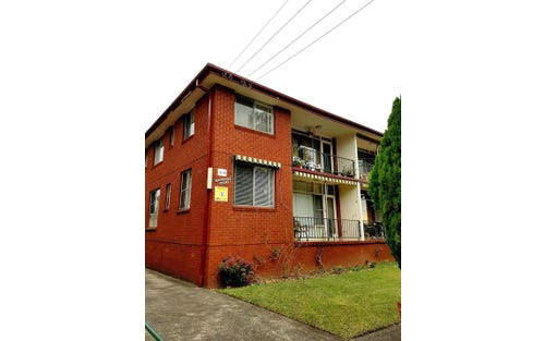 8/13 Drummond St, Belmore NSW