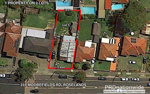 231 Moorefields Rd, Roselands NSW 2196