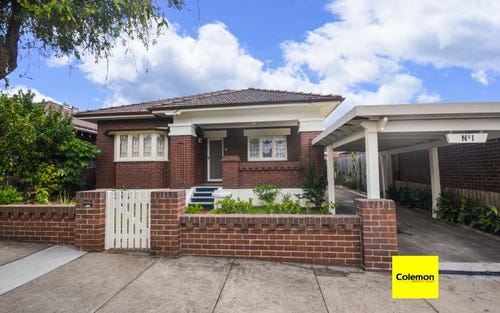 1 Ilfracombe Ave, Burwood NSW