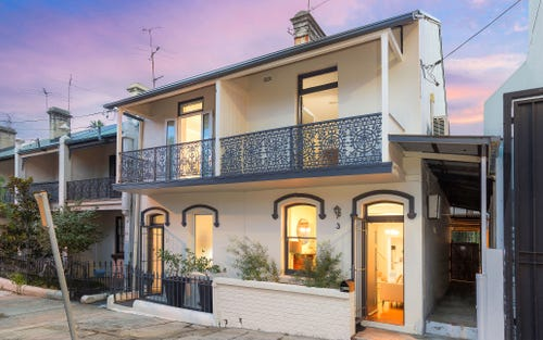 3 Hargrave St, Paddington NSW 2021