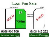 Lot 16 Balmoral Road, Kellyville NSW