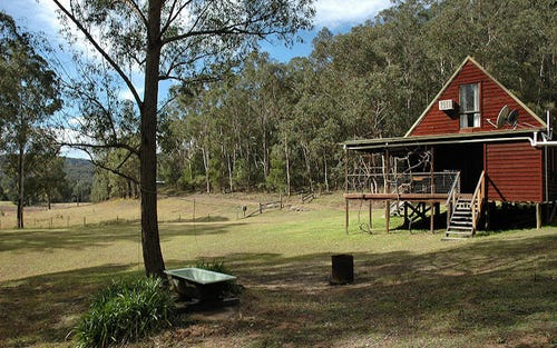 Lot 254 Yango Creek Road, Wollombi NSW